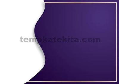 Download Template Sertifikat Pramuka Doc, Coreldraw Dan Photoshop