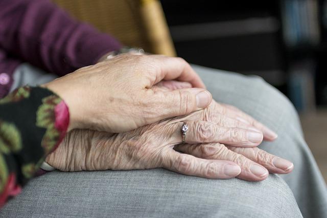 acompanhante de idosos