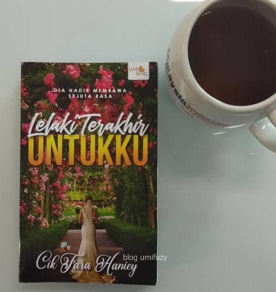 Review Novel Lelaki Terakhir Untukku - Cik Fara Haniey