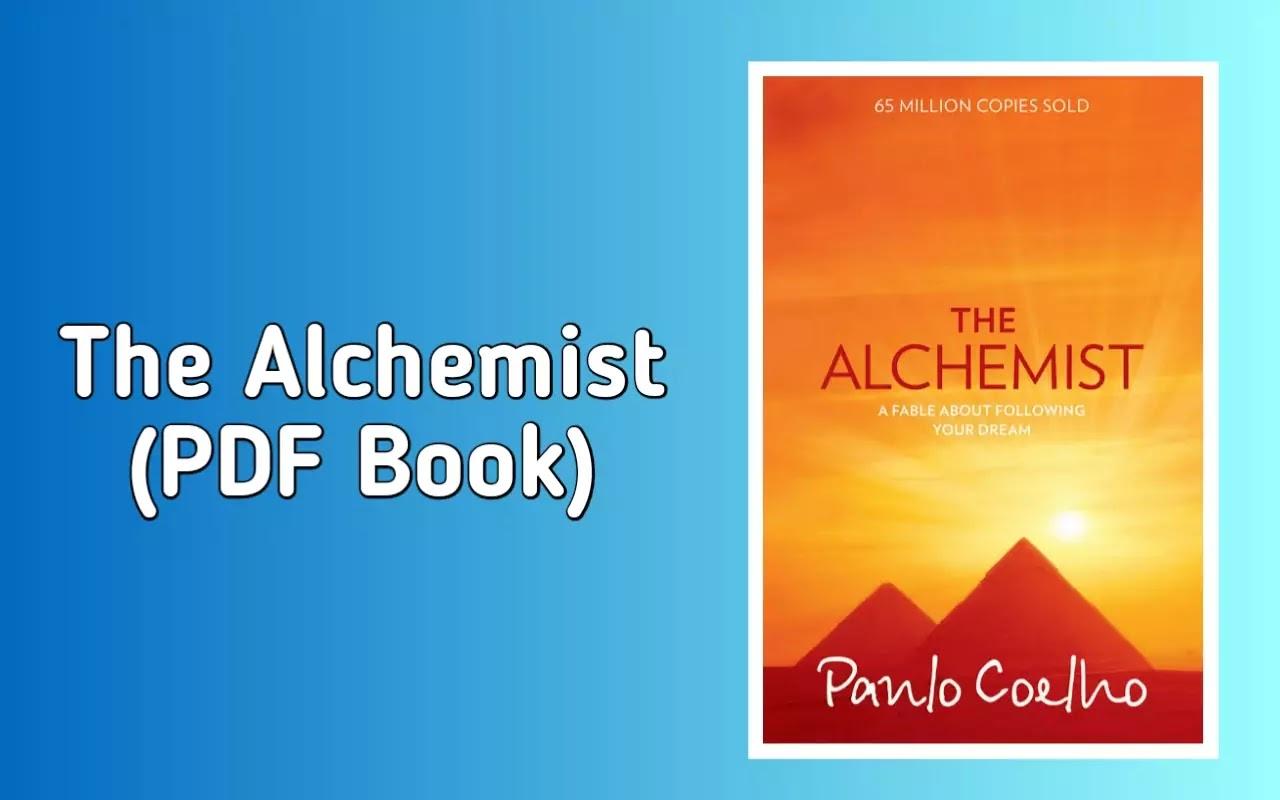 The Alchemist Pdf By Paulo Coelho Free Download