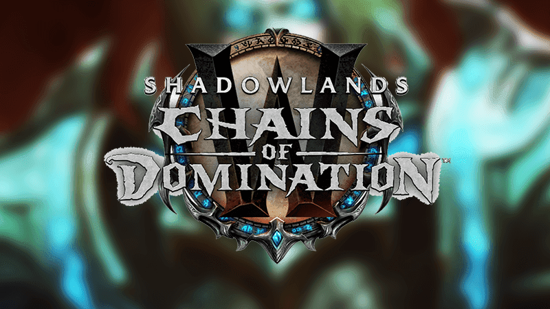 World of Warcraft: Shadowlands Chains of Dominations to be released on June 29
