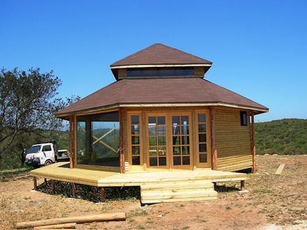 Casas de madera prefabricadas casas prefabricadas castro - Construccion casas prefabricadas ...
