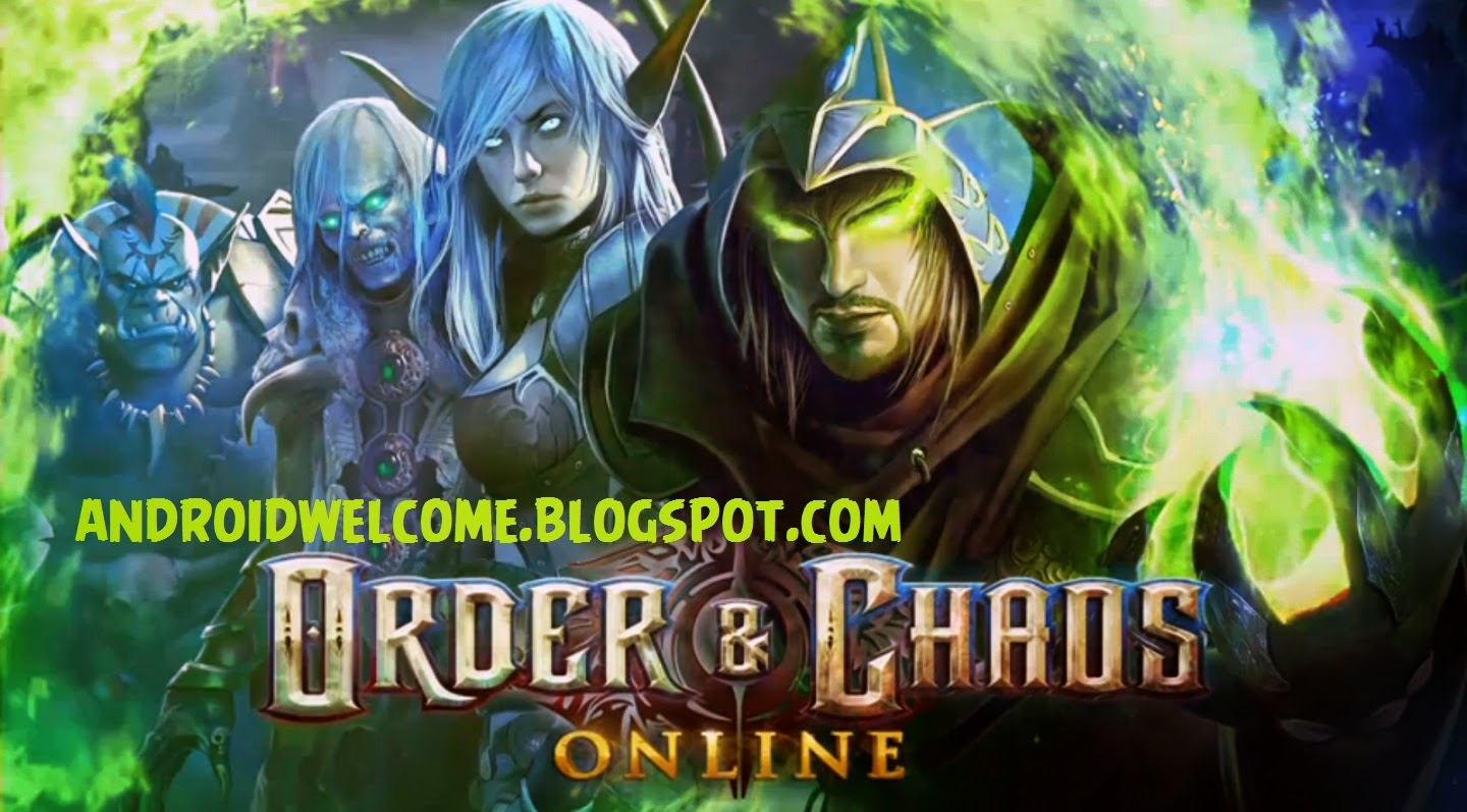 Order And Chaos Line