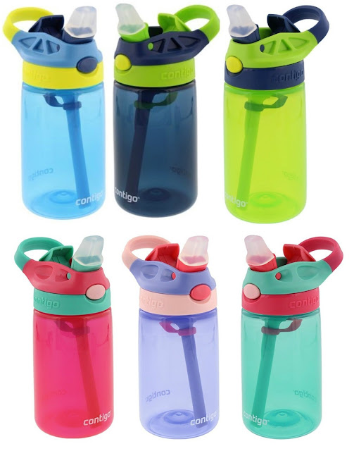Amazon: 3-Pack of Contigo Kids Autospout Gizmo Water Bottles only $20!