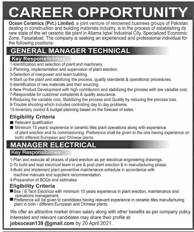 General-Manager-Job-Vacancy-2021