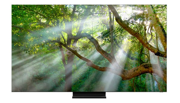Samsung 8K QLED TV is the first TV with a MediaTek chip for Wi-Fi 6