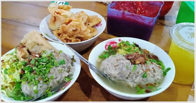 Bakso Pirang Purwosari;10 Top Kuliner Pasuruan