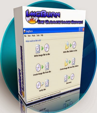 ImgBurn Offline Installer Version 2 5 8 0 Terbaru Full