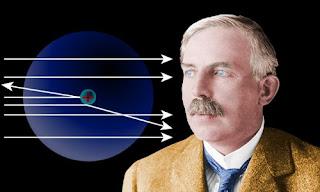 عالم فيزياء مشهور ارنست رزفور وصورته