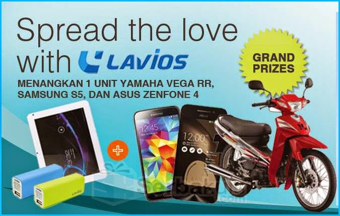Spread The Love With Lavios