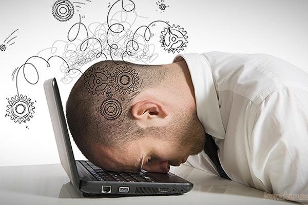 Đau đầu, chóng mặt gây ảnh hưởng đến hiệu suất công việc của bạn