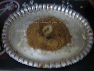 How to make maavilakku?. Maavilakku for Perumal, How to put maavilakku?