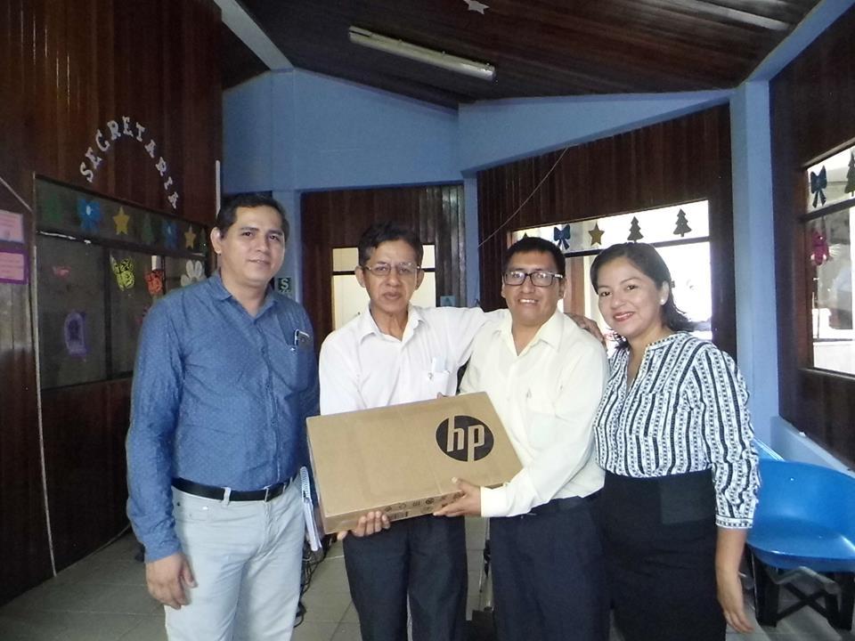 Ucayali noticias docente de colegio carbajalino ocupo for Concurso docentes exterior 2016
