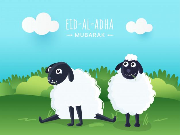 أجمل مسجات تهاني عيد الأضحى المبارك وأناشيد مميزة للعيد