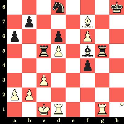 Les Blancs jouent et matent en 4 coups - Shakhriyar Mamedyarov vs Stefan Martin, Mayence, 2006
