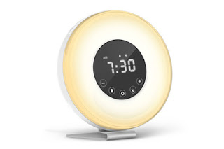 hOmeLabs Sunrise Alarm Clock  on humbaa