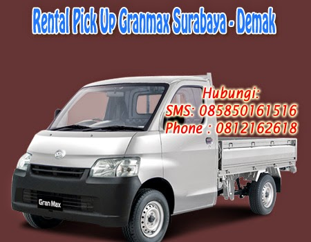 Sewa Pick Up GranMax Surabaya-Demak