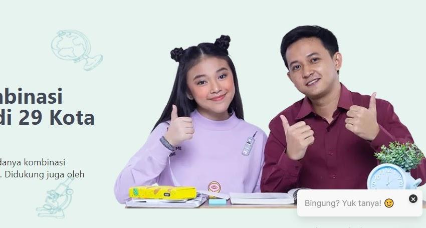 Brain Academy Bimbel Online Terbaik di Indonesia