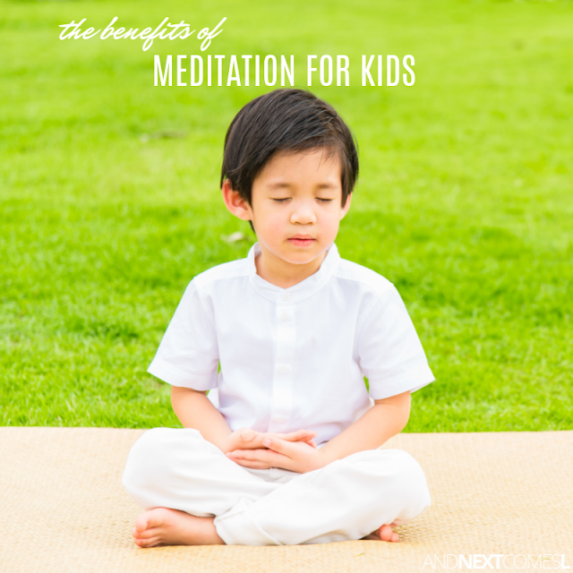 Meditation for kids: why you should teach your kids how to meditate