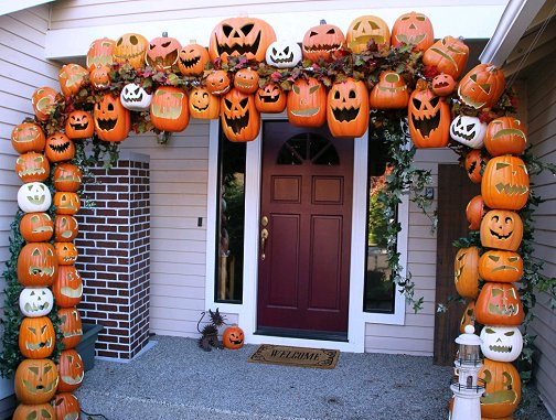 Dishfunctional Designs Awesome Halloween Home Decorating Ideas