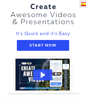 Powtoon free video presentation creator