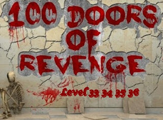 100 Doors of Revenge Level 33 34 35 36 Cheats