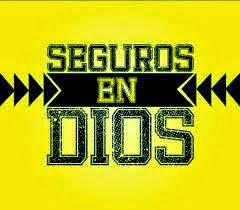 Seguros en Dios