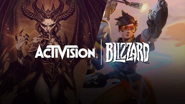 diablo 4 overwatch 2 release date 2022 activision blizzard