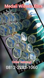 bikin medali wisuda di palembang