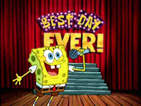 Lirik lagu The Best Day Ever - Spongebob Squarepants dan Terjemahannya