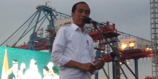 Jokowi: Pengemudi Itu Profesi Mulia, Bapak Saya Juga Sopir