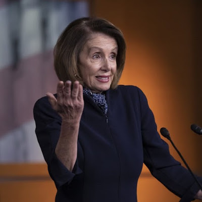 """Nancy Pelosi accused the conservative majority in the Supreme Court of """"undermining our democracy"""" and called it """"shameful."""""""