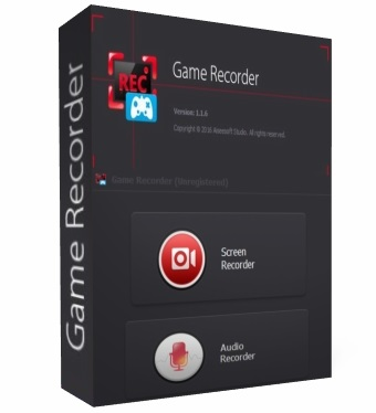 Aiseesoft Game Recorder v1.1.6 poster box cover