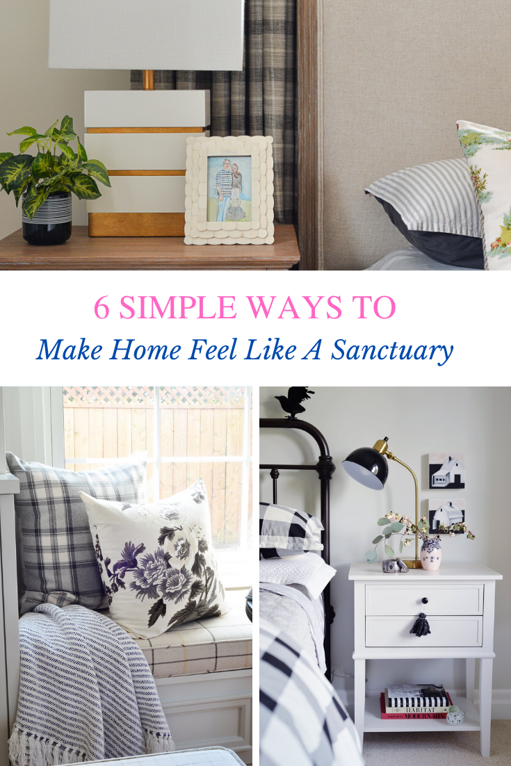how to make house a home, make home your sanctuary, how to make home feel homey