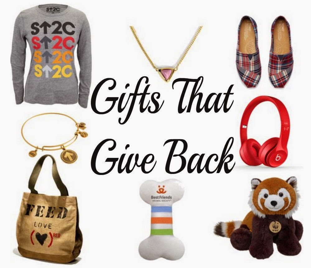Holiday Gift Guide: Gifts for Good Causes - Pieces of a Mom