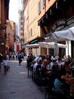 Quadrilatero Bologna Italy