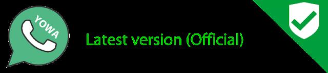 Descargar YoWhatsApp Última versión 2020 [ANTIBAN]