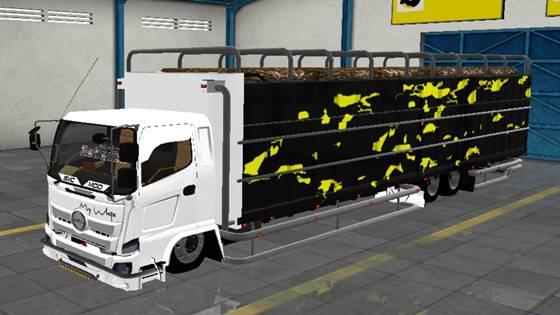 Mod Truck Hino 500 C6 Tronton