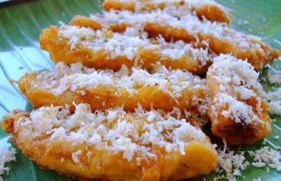 Pisang goreng merupakan salah satu gorengan yang enak dan renyah Resep Pisang Goreng Khas Thailand