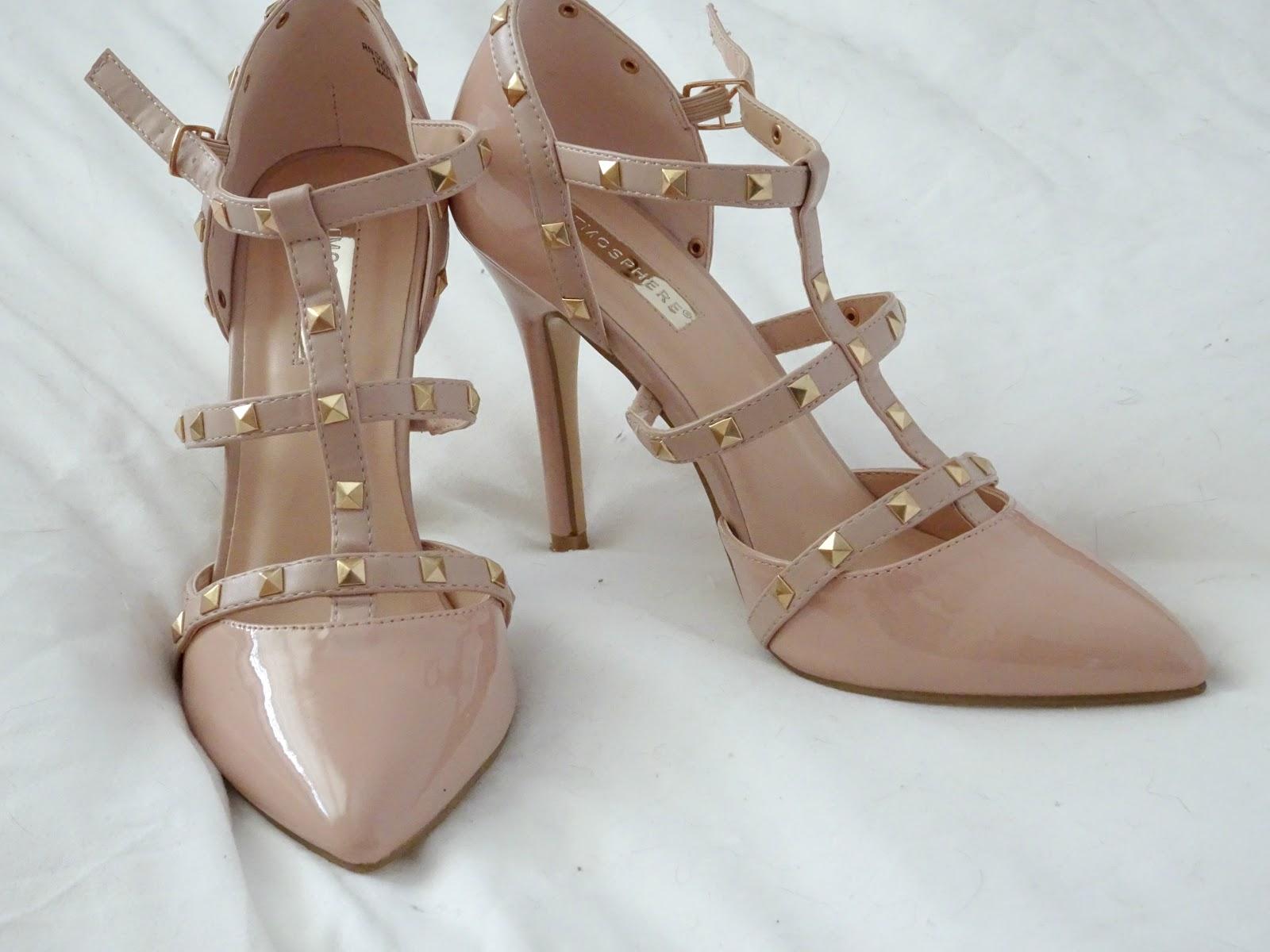 Image result for primark rockstud heels