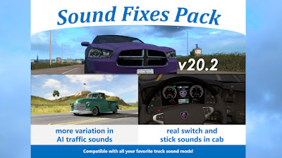 Sound Fixes Pack v20.2