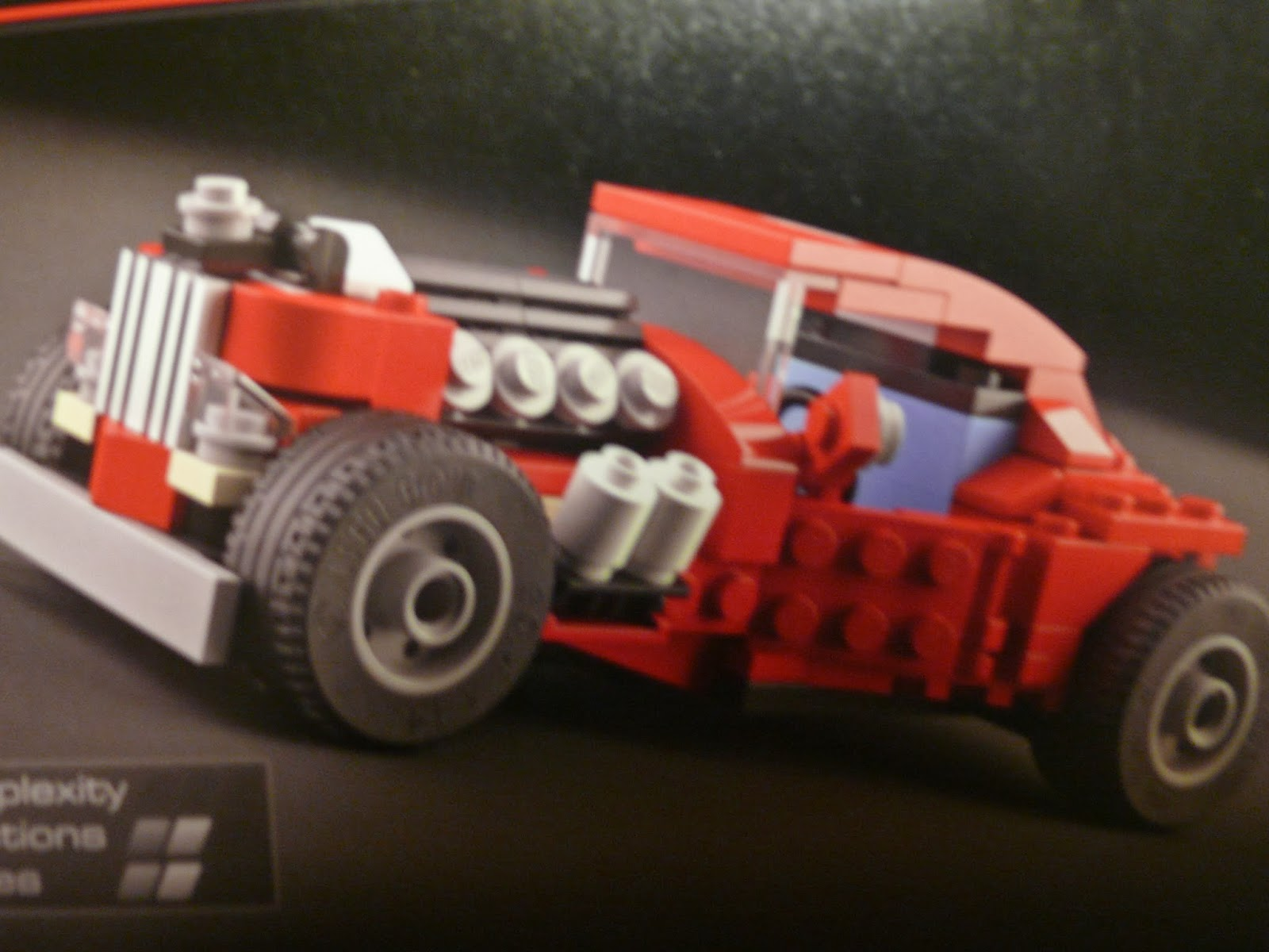 The Legology Robotic Realm Book Review More Amazing Vehicles