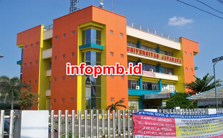 Jadwal Penerimaan Mahasiswa Baru Universitas Jayabaya