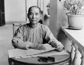 Peran Dr. Sun Yat Sen dalam Sejarah Berdirinya Sistem Pemerintahan Komunis China Sebelum dan Setelah Perang Dunia II