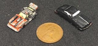 Citadel C42 Battlecars miniatures