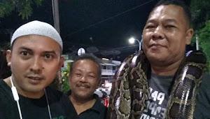 Pencinta Hewan dan LP2LH Galang Dana di Jambi Untuk Bantu Pengobatan Abel