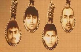 निर्भया के चारों गुनहगारों को एक साथ दी गई फांसी, देश की बेटियों को इंसाफ ,nirbhaya-rape-case-convicts-hang-on-tihar-jail-deth