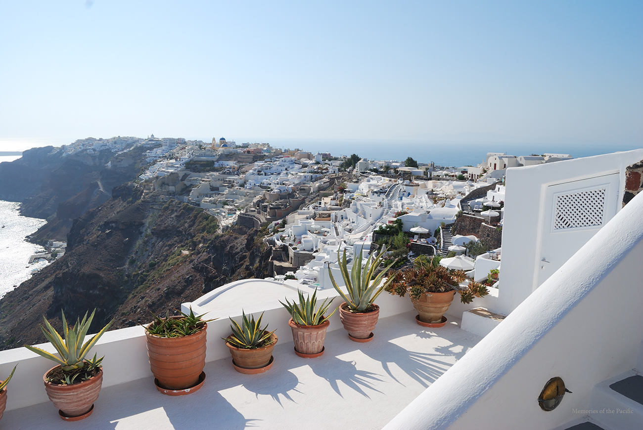 Oia Santorini Greek Islands