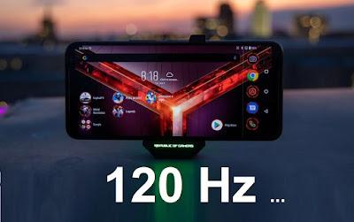 ﺍﻓﻀﻞ ﻫﻮﺍﺗﻒ بمعدل تحديث شاشة 120 هرتز  ﺍﻓﻀﻞ موبايلات بمعدل تحديث شاشة 120Hz    موبايلات بشاشات عرض بمعدل تحديث 120Hz ، ﺍﻓﻀﻞ الهواتف الذكية مع شاشات عرض ذات معدل تحديث 120 هرتز ،  شاشة 120 هرتز