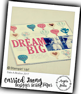 Stampin Up Occasions Lift Me Up Bundle MidnightCrafting.com